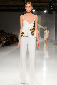 La Mania fashion show Fashion Show, Ss15 Fashion, Ss 15, Spring Summer 2015, Manila, Runway, Jumpsuit, How To Make, Poland