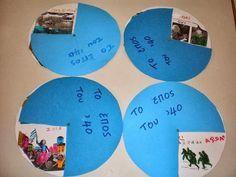 """παιχνιδοκαμώματα στου νηπ/γειου τα δρώμενα: """" το έπος του '40 """" Craft Projects, Projects To Try, 28th October, Preschool Activities, Kindergarten, Crafts For Kids, Teacher, Education, Ideas"""