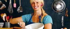 Rocka loss i köket och njut av att baka! Subway Cookies, Bastilla, Fika, Food And Drink, Dessert, Healthy, Churros, Fondant, Dessert Food