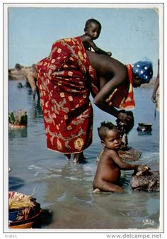 Uganda, Africa.