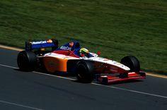 Ricardo Rosset (Lola-Ford) Grand Prix d'Australie - Circuit de l'Albert Park 1997 - Gil Saunders