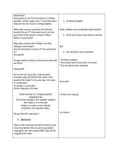 Sample Lesson Plans Kindergarten Awesome Detailed Lesson Plan In English for Kindergarten Grade 1 Lesson Plan, Science Lesson Plans, Teacher Lesson Plans, Kindergarten Lesson Plans, Science Lessons, Lesson Plan Examples, Lesson Plan Templates, English Lesson Plans, English Lessons