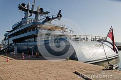 Sardinia summer 2014  yacht with  helicopter
