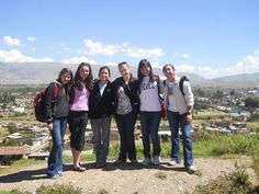 An extraordinary team of @Rice  students head to Huancayo, #Peru. #Review