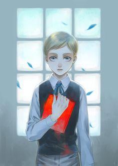 Young Erwin Smith (Attack on Titan/Shingeki no Kyojin)