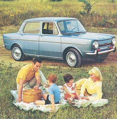 1967 Simca 1000 GLS - Productioncars.com