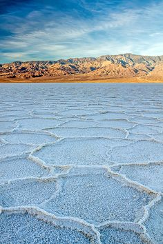 Badwater sunrise Photograph