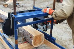 Band Saw Mill Plans