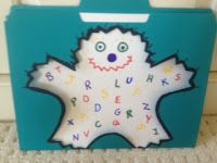 Dr. Jean & Friends: LETTER MONSTER - she also recommends a word monster and number monster!