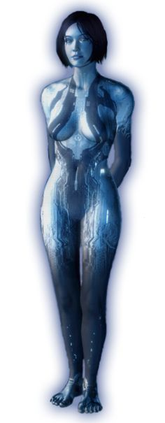 Cortana resembles the female character in halo, because she is supportive and helps master chief to think logically. Cortana Cosplay, Master Chief And Cortana, Cortana Halo, Vaporwave Wallpaper, Halo Game, Video Games Girls, Cosplay Anime, Shadowrun, Fantastic Art