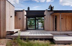 JOARC I ARCHITECTS • Holiday Villas • summerhouse, mökki, timber cladding