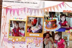 Ava's Dora Party