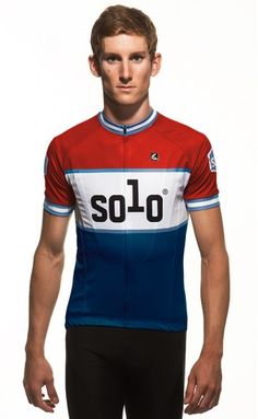 CC jersey - Red/Blue