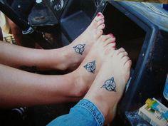 friends tattoos