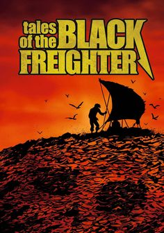 ( Watchmen ), Tales Of The Black Freighter