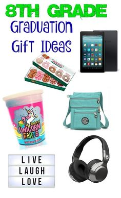 Grade Graduation is such a big deal! Moving out of middle school and being thrown into high school - nerves and excitement! This is an AWESOME list of graduation gift ideas for that tween teen age that's hard to shop for! Graduation Gifts For Boys, 8th Grade Graduation, Grad Gifts, Graduation Ideas, When Your Best Friend, Best Friend Love, Tween Gifts, Gifts For Teens, Father's Day