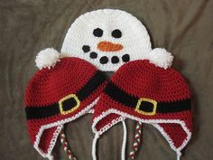 Exceptional Stitches Make a Crochet Hat Ideas. Extraordinary Stitches Make a Crochet Hat Ideas. Bonnet Crochet, Crochet Beanie, Knit Or Crochet, Cute Crochet, Crochet Crafts, Yarn Crafts, Crochet Projects, Earflap Beanie, Slouchy Beanie