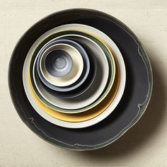 The Nesting Bowl — Felt and Fat