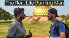Auroville, South India: Hippie commune, cashless, no racism, peaceful South India, India Travel, Burning Man, Woodstock, Real Life, Innovation, How To Plan, City, Countries