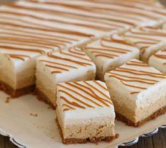 Ínycsiklandó három krémes, sütni sem kell, de felveszi a versenyt a legfinomabb süteményekkel! - Ez Szuper Vanilla Cake, Sweet Recipes, Feta, Cheesecake, Food And Drink, Sweets, Cookies, Recipes, Candy