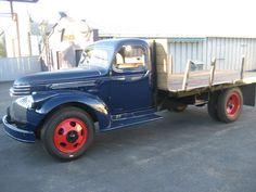 1946 Chevy 2 ton
