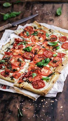 Yummy Veggie, Veggie Recipes, Pasta Recipes, Vegetarian Recipes, Yummy Food, Healthy Recipes, Burger Meat, Flatbread Recipes, Wonderful Recipe