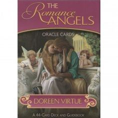 A 44-card deck and guidebookThe Romance Angels are a group of cherubic angels who are focused upon all things love related. Anyone can call upon these beings, and they're able to help unlimited numbers of people simultaneously. This beautifully illustrated card deck by Doreen Virtue will allow you to receive angelic guidance about your romantic status, as well as conduct accurate readings for your friends and clients. The Romance Angels Oracle Cards can offer you more clarit... Deck Of Cards, Card Deck, Angel Guidance, Romantic Status, Doreen Virtue, Angel Cards, Oracle Cards, Guide Book, New Age