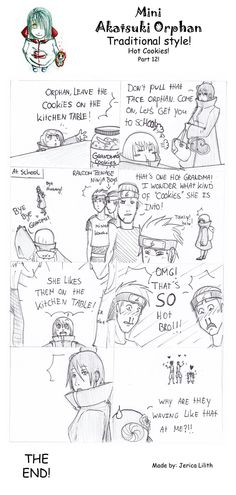 Akatsuki Orphan - Comic 12 by JericaLilith.deviantart.com on @DeviantArt