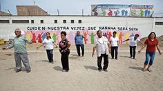 Bailes andinos son memoria viva en Villa El Salvador