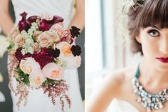 Meet Marsala - 2015's Wedding Colour of the Year