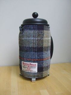Harris Tweed Cafetiere Blanket (French Press Cosy / Cover) in Home, Furniture & DIY, Cookware, Dining & Bar, Tableware, Serving & Linen | eBay