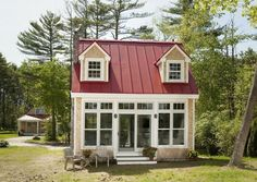 20 Tiny Homes That We Find Adorable