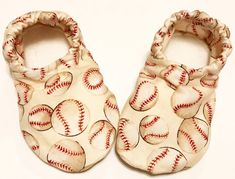 Baseball baby booties, baby shoes, baseball baby outfit, baseball game outfit, non slip new walker shoes, vegan baby moccasins #etsy #babyshower #babyboygift #firstbaseballgame Baseball Game Outfits, Walker Shoes, Reds Baseball, Baby Moccasins, Vegan Shoes, Business Gifts, Toddler Shoes, Baby Booties, Babyshower