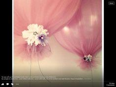 Tutu balloons