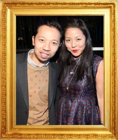 "Carol Lim and Humberto León in our new post named ""Born to Win"" Check it at The Queens also Fart."