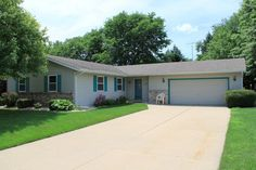 1617 N Wright Rd  Janesville , WI  53546  - $145,900  #JanesvilleWI #JanesvilleWIRealEstate Click for more pics