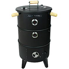@Overstock - The whole neighborhood will be talking about your culinary prowess when you use this grill chicken cooker. A charcoal grill, smoker, and oven all in one, this chicken cooker can be easily broken down for use in your backyard or tailgating.http://www.overstock.com/Home-Garden/Worlds-Best-Chicken-Cooker/6638048/product.html?CID=214117 $129.99