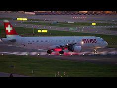 Zurich Airport | Winter Night Planespotting | Dezember 2018 Part 1 Emirates Airbus, Airbus A380, Boeing 777, N Fl, Winter Night, Zurich, Olympus, Aviation, December
