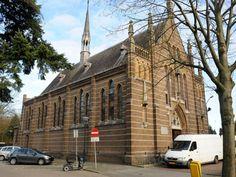 kapel naast de Lambertuskerk.