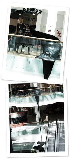 That´s just cool...:)    Fisketorvet