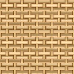 Rattan Seamless Texture - Background Labs