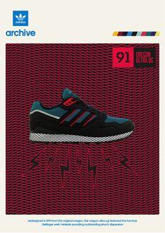 adidas Originals – Oregon Ultra Tech OG (size? UK exclusive)