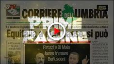 Prime pagine la rassegna stampa dell'Umbria del 22 gennaio 2018