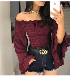 Lindoooo usaria conserteza March 04 2020 at fashion-inspo Teen Fashion Outfits, Mode Outfits, Girl Fashion, Girl Outfits, Fashion Dresses, Womens Fashion, Fashion Clothes, Fashion Ideas, Fashion Tips