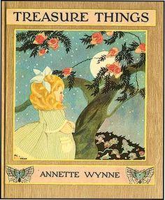 TREASURE THINGS. ANNETTE WYNNE.