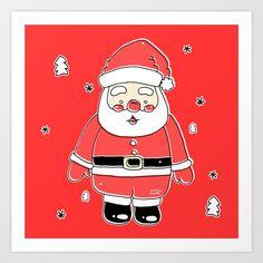 Santa Santa Claus © Erika Ibaceta © *Blogger . Facebook . Instagram . Tumblr @erikaibaceta