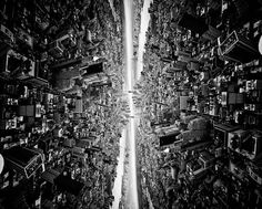 Inception Cityscapes – Villes surréalistes par Brad Sloan | Ufunk.net