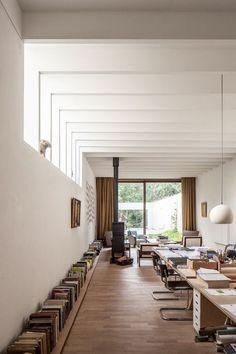 be architectuurfotografie Interior Work, Office Interior Design, Office Interiors, Interior And Exterior, Architecture Design, Architecture Office, Minimalist Home, Minimalist Fashion, Interiores Design
