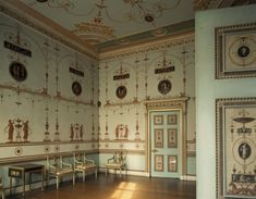 Salón en Osterley Park