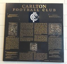 Carlton Football Club, Stadium Tour, October, Tours